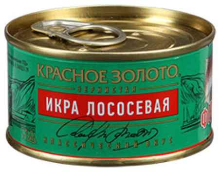 Купить Красное золото Икра Красное золото лососевая зернистая форель, 140г